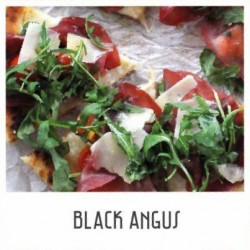 BLACK ANGUS (pizza)