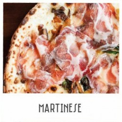 MARTINESE (pizza)