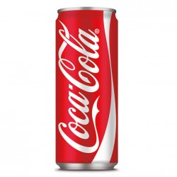 Coca Cola ® - lattina 0,33cl